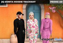 New Release: [S] Dorita Hoodie Tracksuit by [satus Inc] - Teleport Hub - teleporthub.com