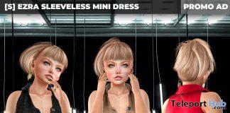New Release: [S] Ezra Sleeveless Mini Dress by [satus Inc] - Teleport Hub - teleporthub.com