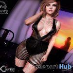New Release: Bella Dress by [Mow] @ Sense Event September 2020 - Teleport Hub - teleporthub.com