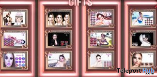 Several Makeup & Cosmetic Packs Gift by Amis Cosmetics - Teleport Hub - teleporthub.com