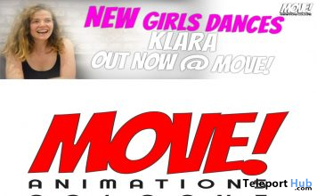 New Release: Karla Bento Dance Pack by MOVE! Animations Cologne - Teleport Hub - teleporthub.com