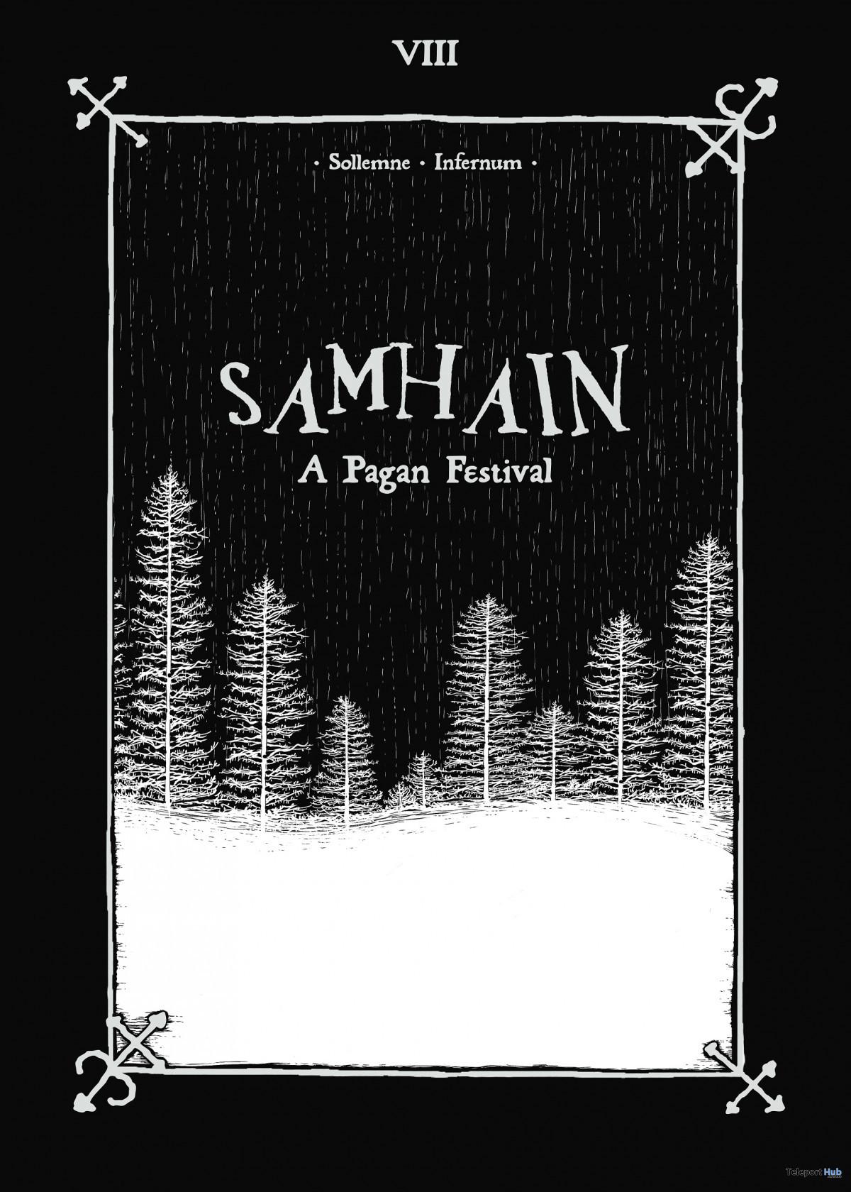 SAMHAIN: A Pagan Festival 2020 - Teleport Hub - teleporthub.com