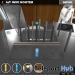 New Release: IoT Wifi Router by [satus Inc] - Teleport Hub - teleporthub.com