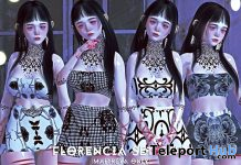 Florencia Outfit Set October 2020 Group Gift by Quadratus Demise - Teleport Hub - teleporthub.com