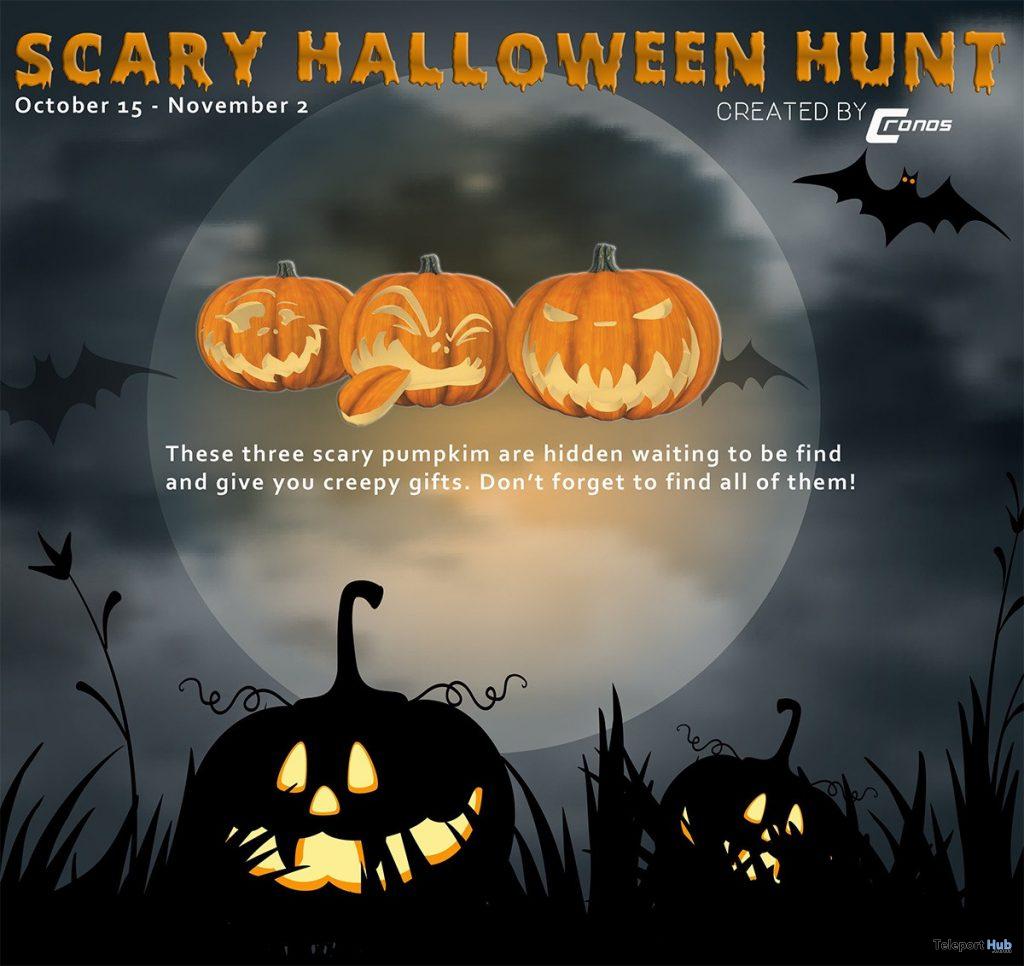 Scary Halloween Hunt 2020 - Teleport Hub - teleporthub.com