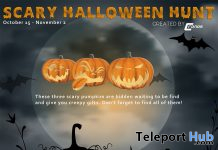 Scary Halloween Hunt 2020 - Teleport Hub - teleporthub.com