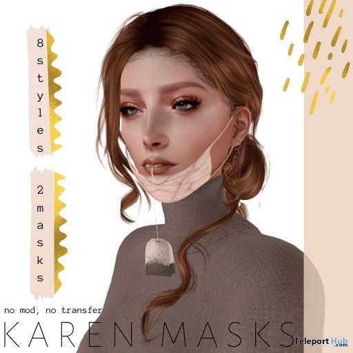 Karen Masks 50L Promo by teabug - Teleport Hub - teleporthub.com
