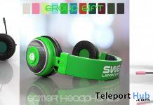 Swear Gamer Headphones October 2020 Group Gift by Lapointe & BastChild - Teleport Hub - teleporthub.com