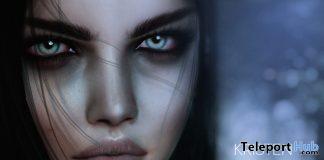 Kristen BOM Skin For Catwa Mesh Head Halloween 2020 Group Gift by DS'ELLES - Teleport Hub - teleporthub.com