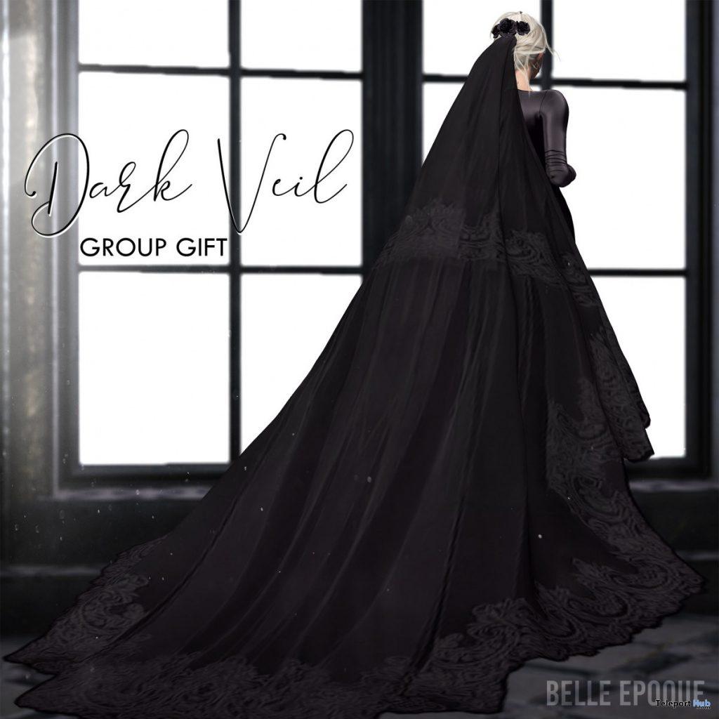 Dark Veil October 2020 Group Gift by Belle Epoque - Teleport Hub - teleporthub.com