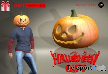 Pumpkin Head Halloween 2020 Gift by A&D Clothing - Teleport Hub - teleporthub.com