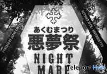 AkumuMatsuri Nightmare Fest 2020 - Teleport Hub - teleporthub.com