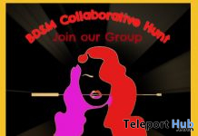 The Giant BDSM Collaborative Hunt November 2020 - Teleport Hub - teleporthub.com