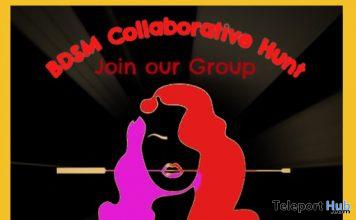 The Giant BDSM Collaborative Hunt November 2020 - Teleport Hub - teleporthub.com