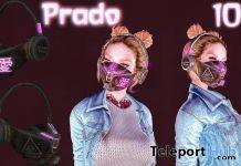Cyberpunk Mask 10L Promo Gift by Prado - Teleport Hub - teleporthub.com