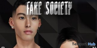 Kai Harness Unisex October 2020 Group Gift by fake society - Teleport Hub - teleporthub.com