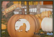 Hollow Pumpkin Halloween 2020 Gift by Fox Hollow - Teleport Hub - teleporthub.com