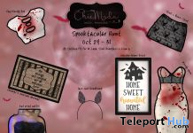 ChicModa Spooktacular Hunt 2020 - Teleport Hub - teleporthub.com