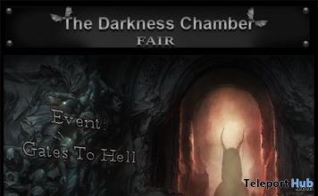 The Darkness Chamber Fair: Gate To Hell 2020 - Teleport Hub - teleporthub.com