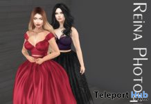 Friends Pose FR0046 October 2020 Group Gift by Reina Photography - Teleport Hub - teleporthub.com