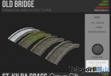 St. Kilda Grass & Old Bridge October 2020 Group Gift by Fanatik - Teleport Hub - teleporthub.com