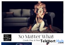 No Matter What, Daddy Proposes, & Internal Love Couple Poses October 2020 Group Gift by Something New - Teleport Hub - teleporthub.com