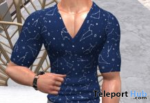Marc T-Shirt October 2020 Gift by Kira Couture - Teleport Hub - teleporthub.com