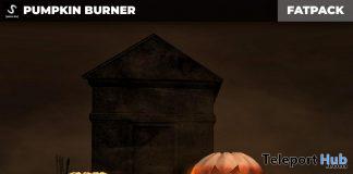 New Release: Pumpkin Burner by [satus Inc] - Teleport Hub - teleporthub.com