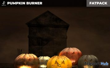 New Release: Pumpkin Burner by [satus Inc] - Teleport Hub - teleporthub.com