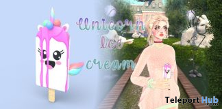 Unicorn Ice Cream 10L Promo by Prado - Teleport Hub - teleporthub.com