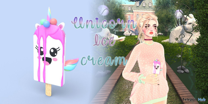Unicorn Ice Cream 10L Promo by Prado - Teleport Hub - teleporthub.com