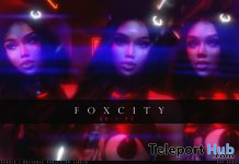 Skin FX Projector Lights November 2020 Group Gift by FOXCITY - Teleport Hub - teleporthub.com