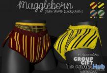 Jessie Shorts November 2020 Group Gift by Muggleborn - Teleport Hub - teleporthub.com