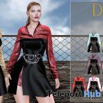 New Release: Dora Dress by SK @ Sense Event November 2020 - Teleport Hub - teleporthub.com