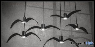 Siivet Hanging Lights November 2020 Group Gift by BLACK NEST - Teleport Hub - teleporthub.com