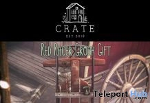 Red Racer Shelf November 2020 Group Gift by crate - Teleport Hub - teleporthub.com