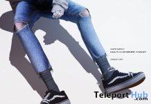 Multi Carabiner Anklet November 2020 Group Gift by Dope+Mercy - Teleport Hub - teleporthub.com