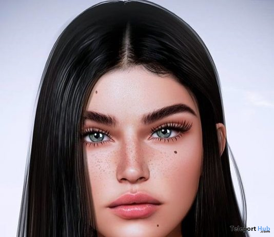 Beauty Marks and Freckles November 2020 Group Gift by Guapa - Teleport Hub - teleporthub.com