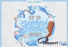 Up to Snow Good Hunt 2020 - Teleport Hub - teleporthub.com