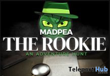 MadPea's The Rookie Adventure Hunt 2020 - Teleport Hub - teleporthub.com