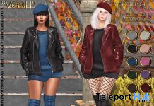 Outfit Set With Boots Fatpack November 2020 Group Gift by VOOH Designs - Teleport Hub - teleporthub.com
