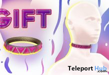 Collar 1L Promo Gift by Prado - Teleport Hub - teleporthub.com