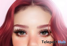 Nadia Pale Skin November 2020 Group Gift by Lara Hurley Skin - Teleport Hub - teleporthub.com