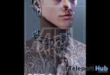 DeadChain Necklace November 2020 Group Gift by DeadBoy.ink - Teleport Hub - teleporthub.com