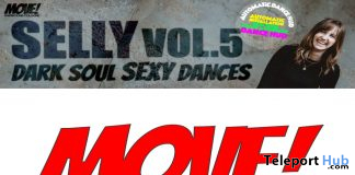 New Release: Selly Vol 5 Bento Dance Pack by MOVE! Animations Cologne - Teleport Hub - teleporthub.com