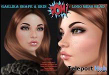 Gaelika Bento Shape & BOM Skin November 2020 Group Gift by RTI **Ricerca Tramite Immagine** - Teleport Hub - teleporthub.com