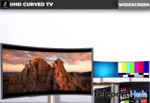 New Release: UHD Curved TV by [satus Inc] - Teleport Hub - teleporthub.com