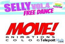 Selly 62 Bento Dance Gift by MOVE! Animations Cologne - Teleport Hub - teleporthub.com