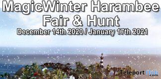 MagicWinter Harambee Fair & Hunt 2020 - Teleport Hub - teleporthub.com
