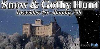 Snow & Gothy Hunt 2020 - Teleport Hub - teleporthub.com
